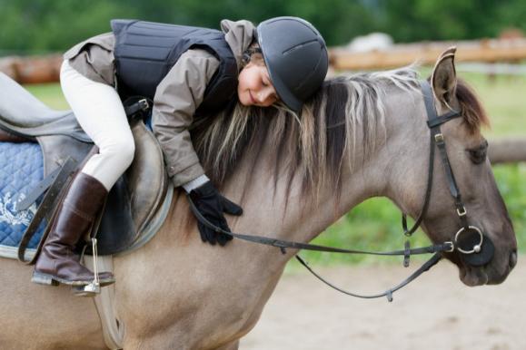 cours équitation enfants